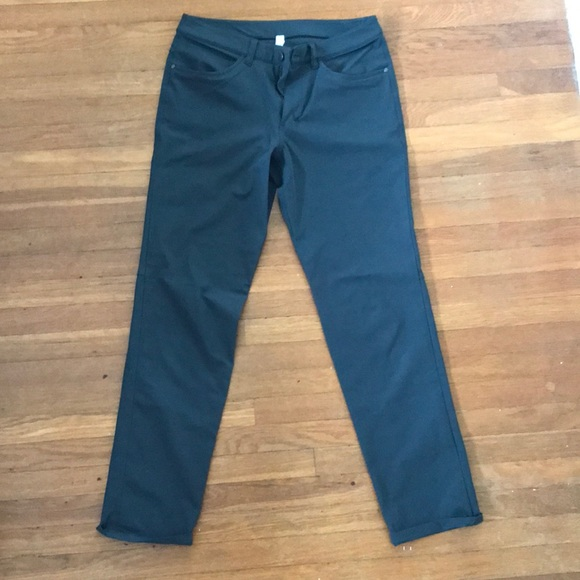 Lululemon ABC Pants - 30/31.5 - Obsidian Grey